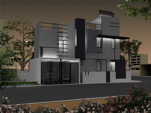 Contemporary Architectural Design - Bhavana\'s