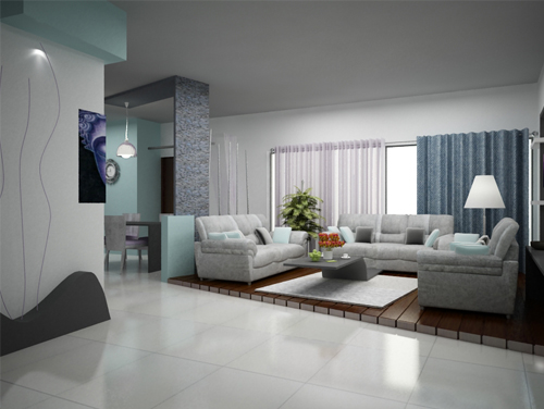 Interior design bangalore bangalore interior design for Modern living room plan